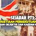 Tugasan Sejarah PT3 2015: Contoh Penulisan Objektif & Kaedah Kajian