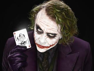 Film and Literature: heath ledger-- the joker