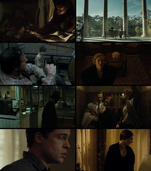 The Curious Case Of Benjamin Button 2008 Dual Audio Hindi 480p BluRay