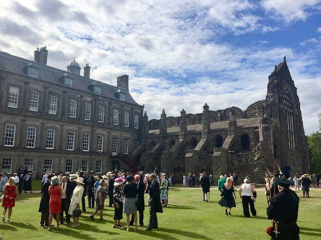 Holyrood Palace, Royal Garden Party
