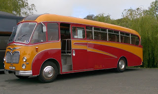 old glasgow to ayr bus