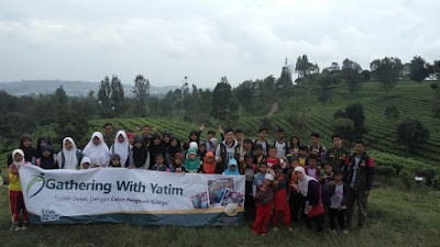 Yatim dan dhuafa amal madani indonesia