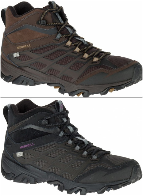 Merrell's Moab FST Ice+ Thermo