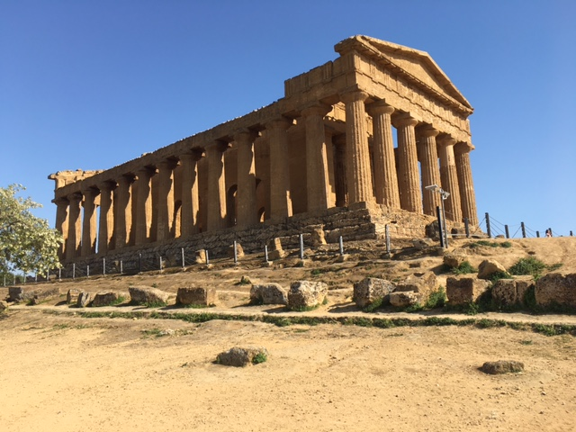 Two words... on the Temple of Olympian Zeus in Agrigento - The ...