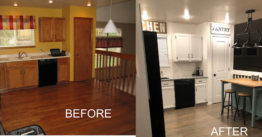 The Project: A Kitchen Remodel