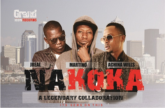 Grand ICON - Na Koka Ft. JReal x MarTino Elcasino x Achina Wills