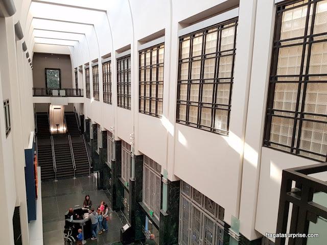 Nashville: Frist Art Museum (Museu de Arte Frist)