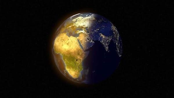 LA TIERRA SUFRIRÁ GRANDES CAMBIOS: AFRICA SE DIVIDE PERO ES SOLO EL INICIO.