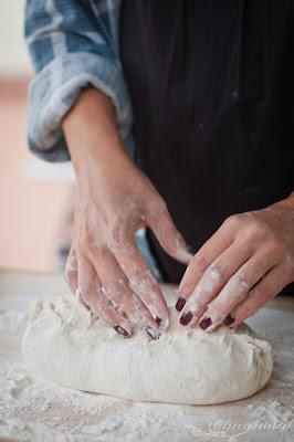 chleb na zakwasie, bochenek, jak upiec chleb