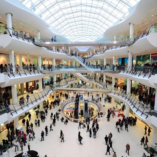 Χαμός από mall… Τρία νέα εμπορικά κέντρα χτίζονται και αλλάζουν το λιανεμπόριο και το χάρτη της Αθήνας…