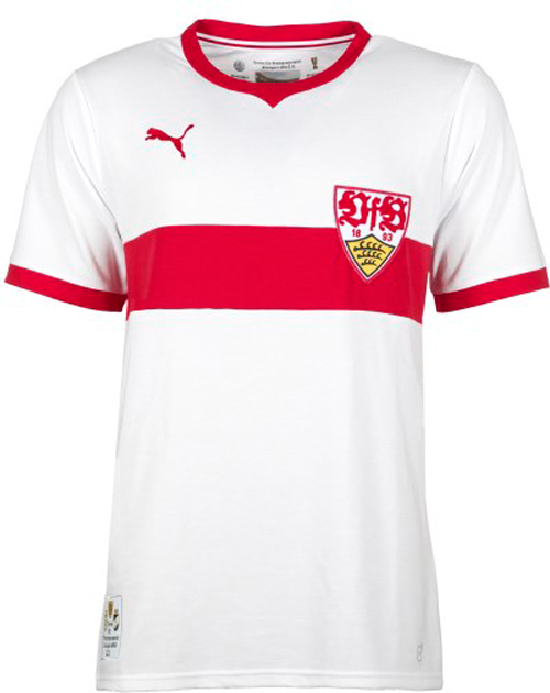 vfb stuttgart 2013 spezielles 120 jahre heimtrikot. Black Bedroom Furniture Sets. Home Design Ideas