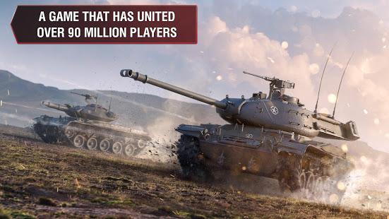 World Of Tanks Blitz Android Apk Data