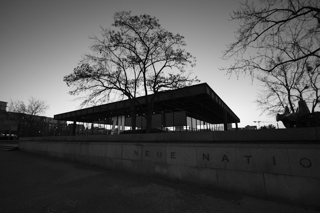 Neue Nationalgallery-Berlino