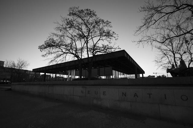 Neue Nationalgallery-Berlino