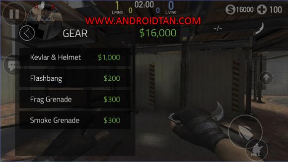 Forward Assault Mod Apk Mega Mod Unlimited Ammo/Money