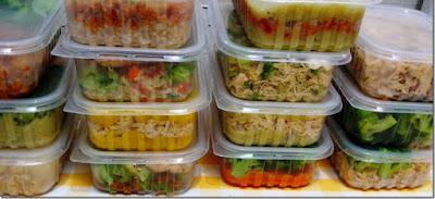 QSN: Congelar comida casera