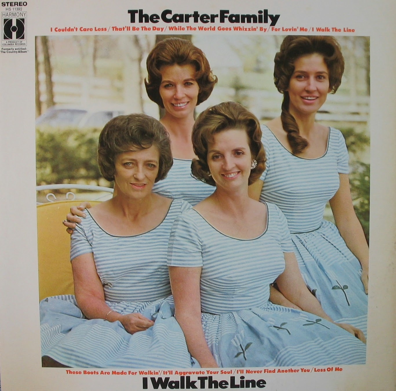 The Carter Family - A Proper Introduction To The Carter Family - Keep On The Sunny Side