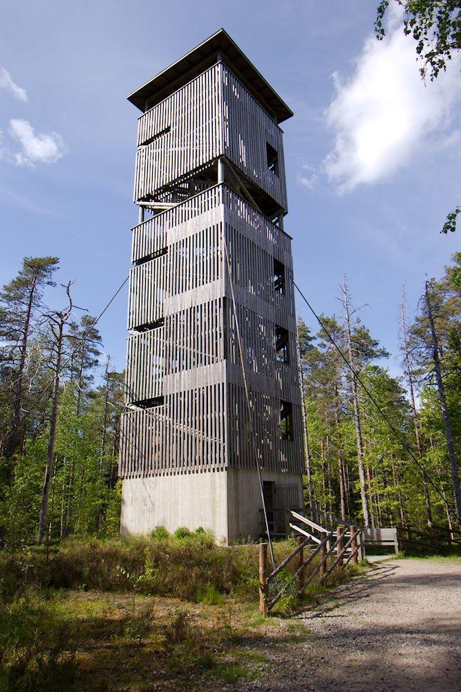 Lauhanvuoren näkötorni, Isojoki