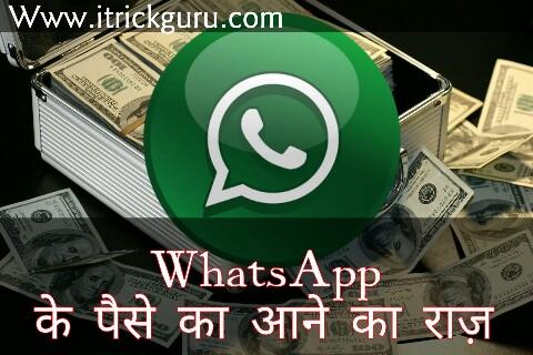 How WhatsApp Earn Money | व्हाट्सएप्प पैसे कैसे कमाती है