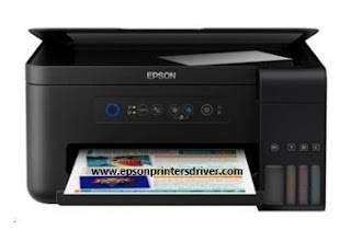 Epson EcoTank ITS L4150 Driver