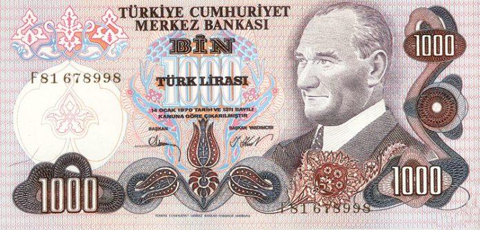Κατρακυλάει η τουρκική λίρα… πεινάει ο μέσος Τούρκος