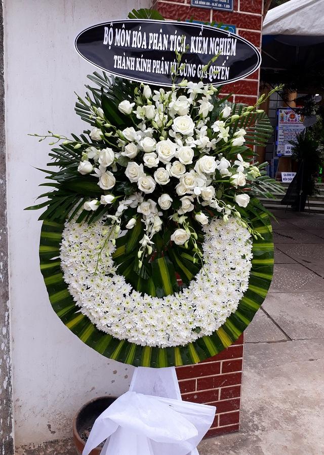 Hoa đám tang ở tphcm