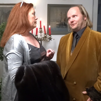 Stephanie Scherer und Chris Filser