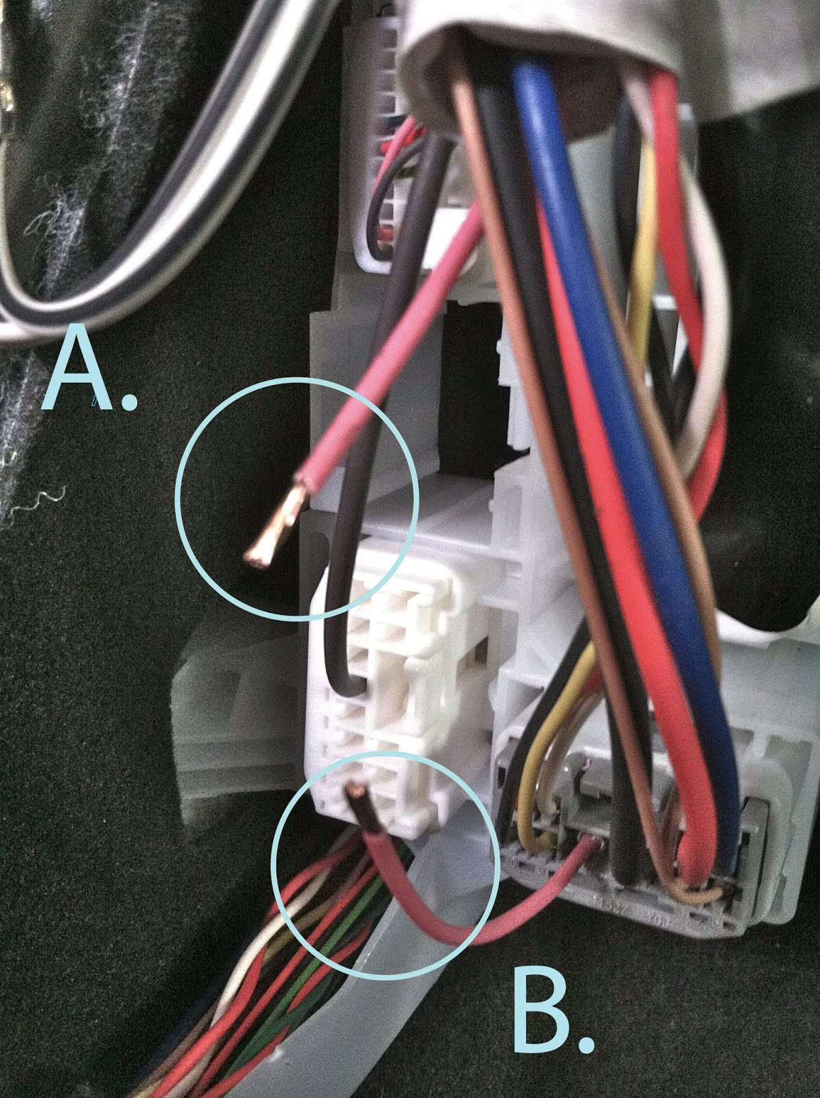 toyota corolla fog light wiring diagram jincheng monkey bike 87 and 87a relay get free image about