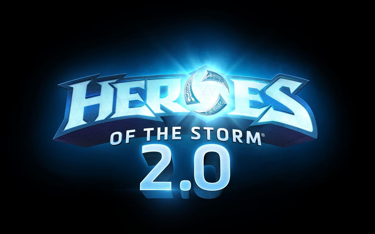 Ya disponible Heroes of the Storm 2.0, novedades en estado puro