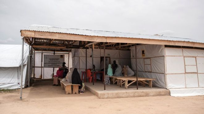 Cameroon 'has forcibly returned 100,000 Nigerian refugees'