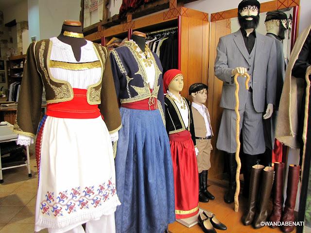 Chania, costumi tradizionali