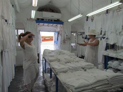 negozio abiti Santorini