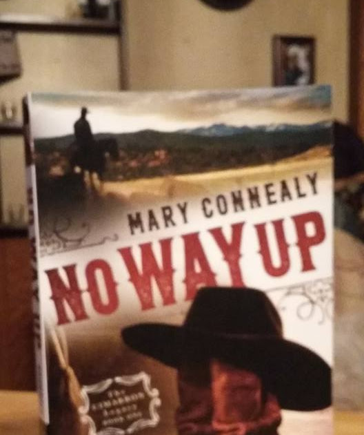 No Way Up (book review)