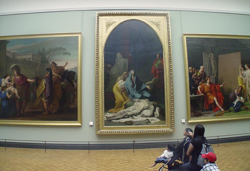 Paris - Louvre Museum with Kids 5
