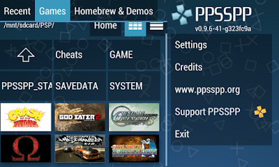 Cara Setting PSP di Android dengan Mudah