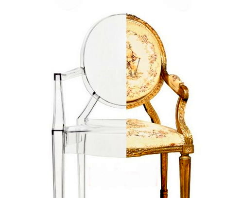 Sedie Stark Trasparenti.Louis Ghost Di Philippe Starck By Kartell 10 Compleanno