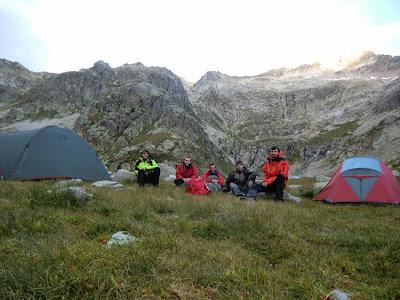 Campamento Ibon Arriel