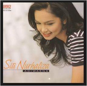 Siti Nurhaliza Album Adiwarna 1998