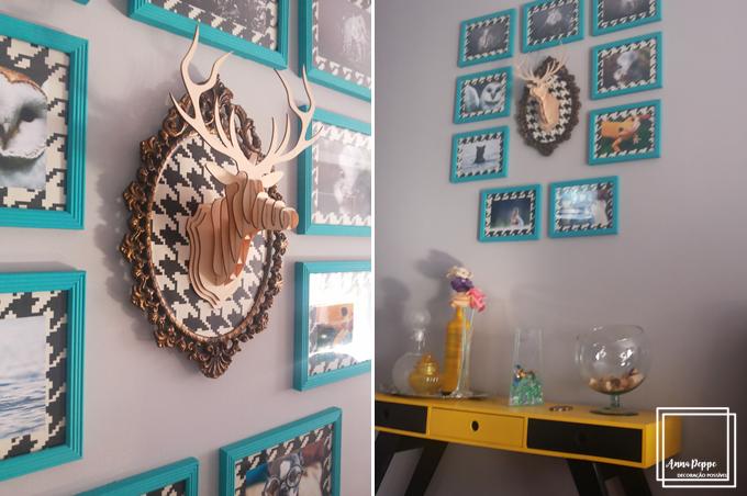 Apartamento Turquesa - Anna Peppe