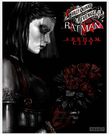 Batman Arkham City Harley Quinns Revenge DLC Download for PC - SHIELD