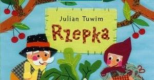 Moje Czytanie Julian Tuwim Rzepka