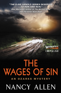 Book Showcase: The Wages of Sin by Nancy Allen