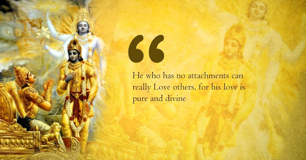 14 quotes by lord krishna on love from bhagavadgita