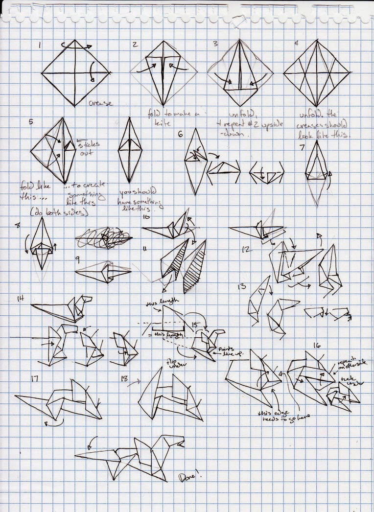 Origami dragon v2 (jo nakashima) youtube.