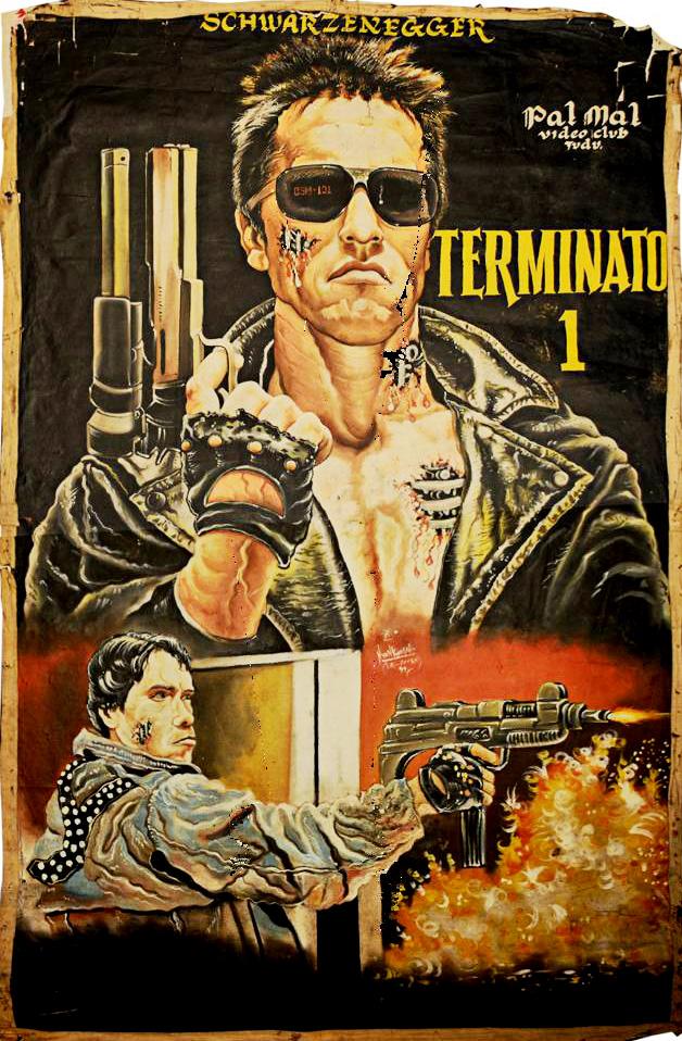 Lot Detail Arnold Schwarzenegger Signed The Terminator