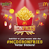 Tweet & cheer for your school with the new #McDoBonFries Twitter Stickers