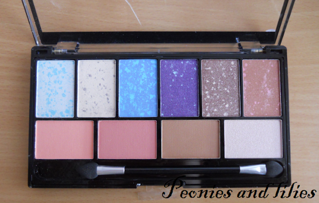 MUA artiste palette review