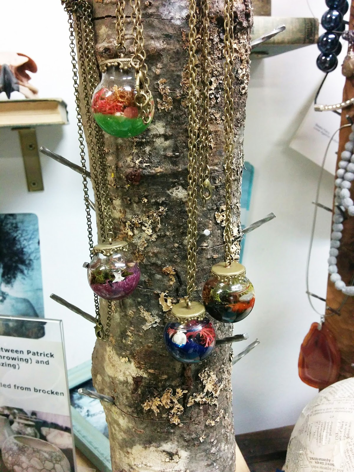 Terrarium Pendant Workshop at Soigne Atelier (Vancouver)