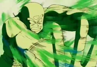 Dragon Ball Dublado: Episódio 119 – O famoso golpe Mafuba