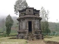 Sejarah Candi Dieng Wonosobo - Candi Dwarawati